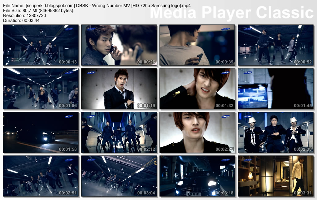 DBSK WRONG NUMBER MP3 FREE DOWNLOAD